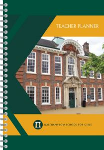 Personalised Teacher Planner | Teacher Planners | books4schools
